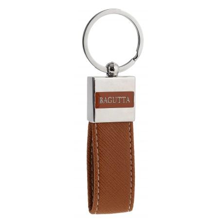 Leather Keychain with USB