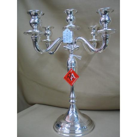 Sterling Silver Candelabra 3 lights