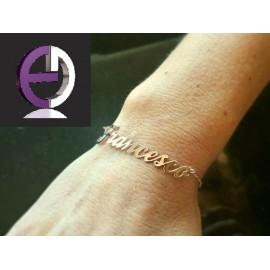 Bracelets with the Medium name