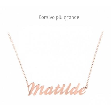 Girocolli - Collane con nome Medium