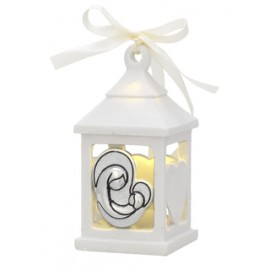 Lantern with Madonna