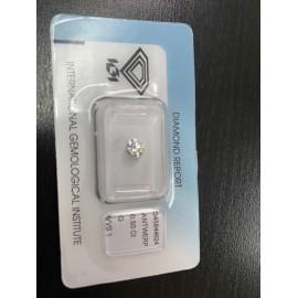 Diamante Naturale 0,50 Carati