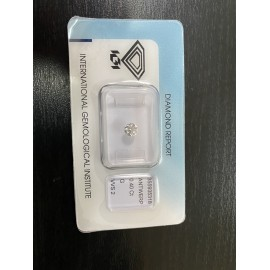 Natural Diamond 0,40 carati