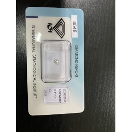 Diamante Naturale 0,11 carati