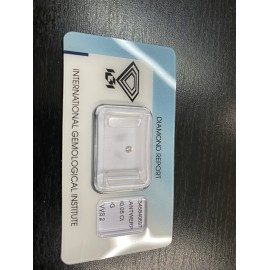 Natural Diamond 0,05 carati