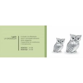 Silvered Owl