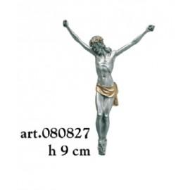 Coated Silver Crucifix