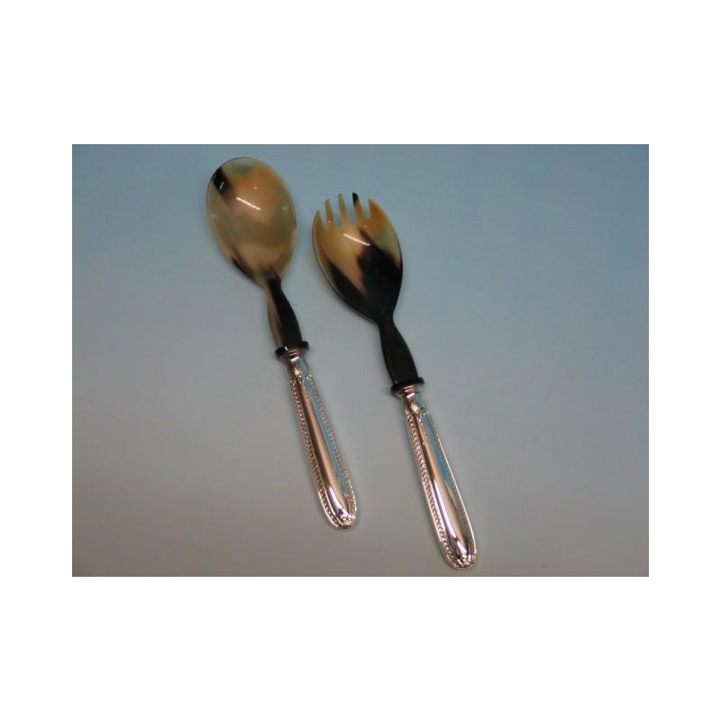 Set 77 Pieces Table Cutlery Impero Heavy