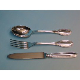 "Set 77 pieces Table Cutlery ""Impero"" heavy"